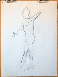 9/8/16 - 1 minute pose
