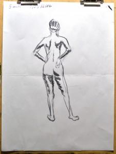 9/29/16 - 5 minute pose