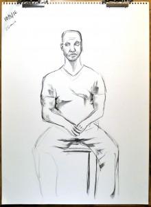 11/10/16 - 20 minute pose