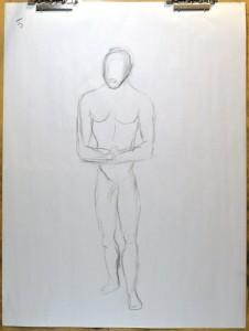 11/10/16 - 5 minute pose