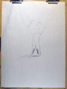 11/3/16 - 1 minute pose