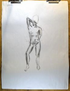 10/6/16 - 5 minute pose
