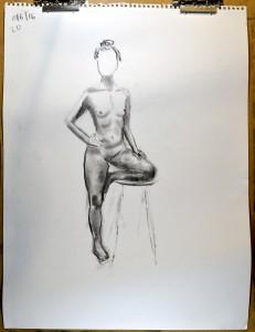 10/6/16 - 20 minute pose