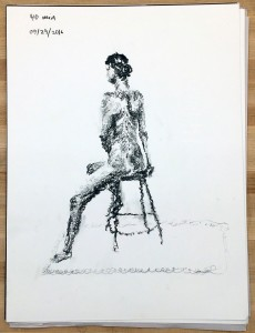 9/29/16 - 40 minute pose