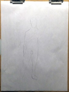12/11/16 - 1 minute pose