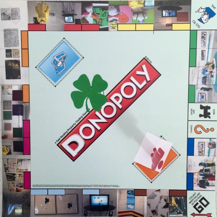 Integrative Studio 2: New Museum: Cheryl Donegan
