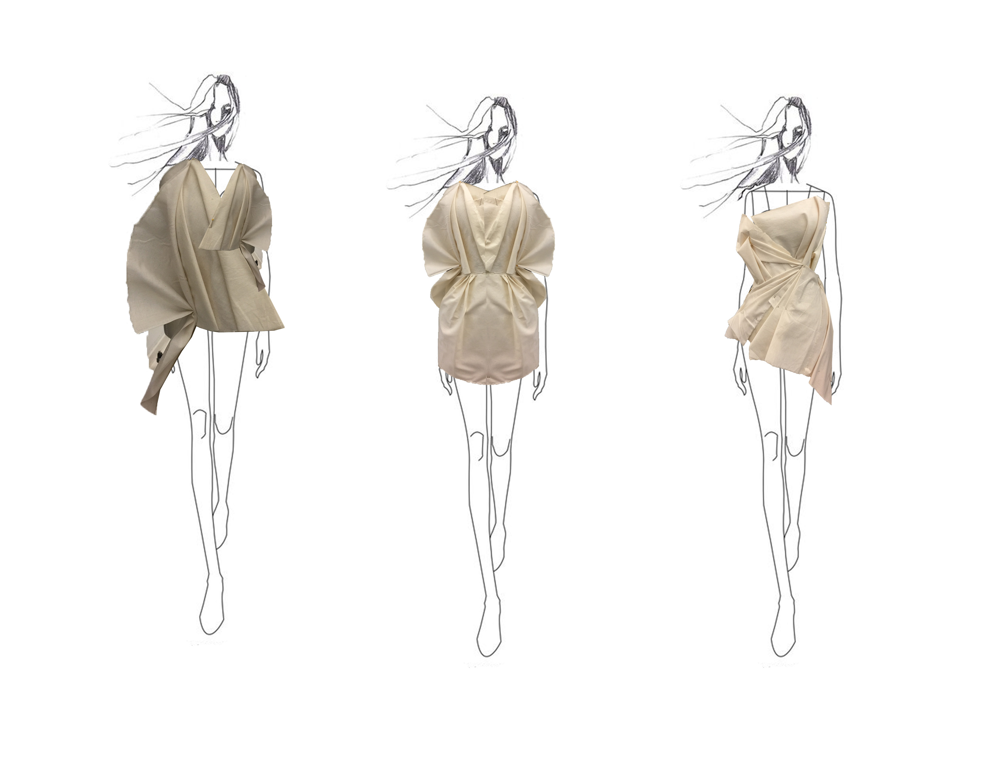 CTS2: Class Speed Draping and Sketches