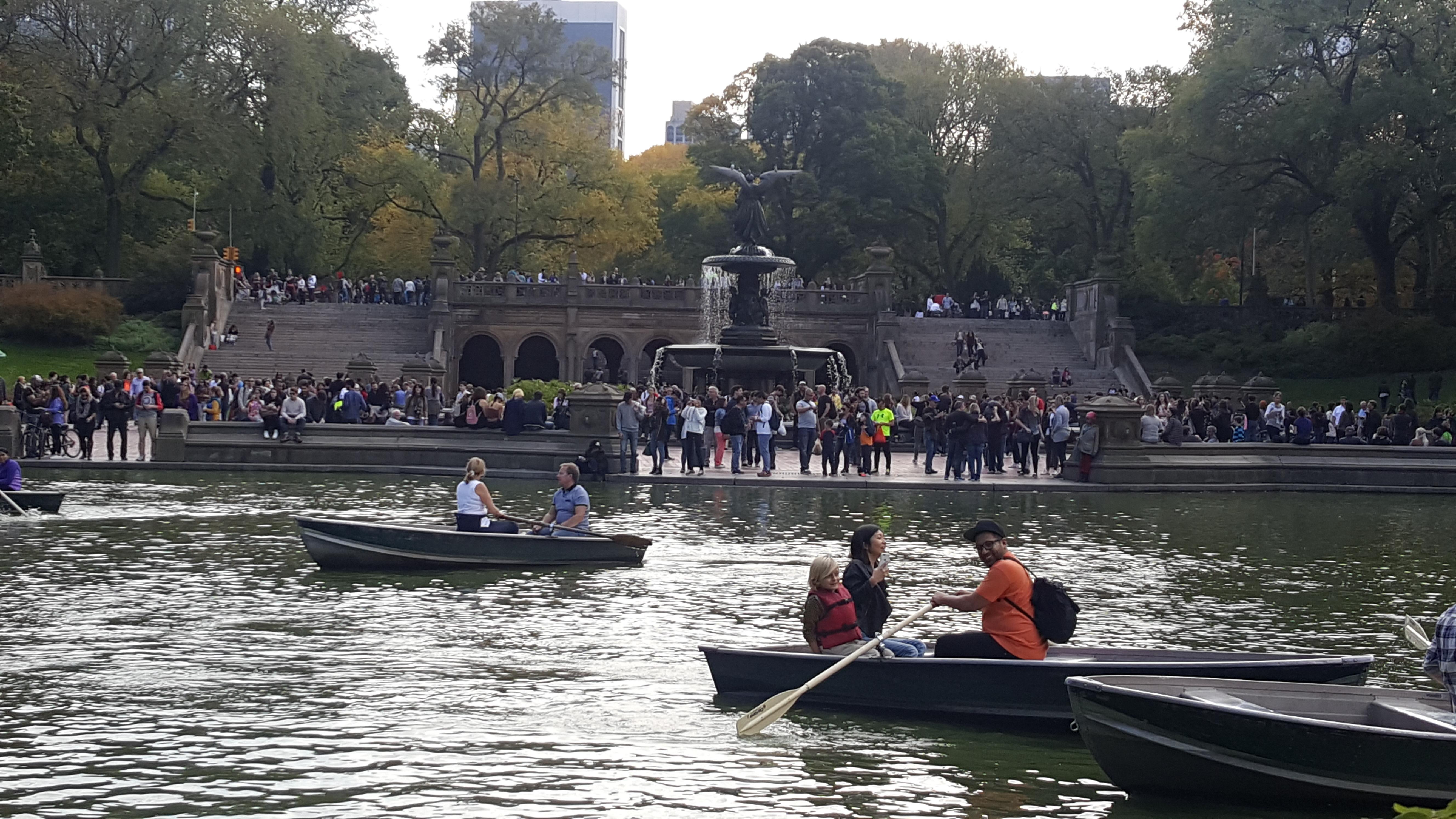 Central Park Visit