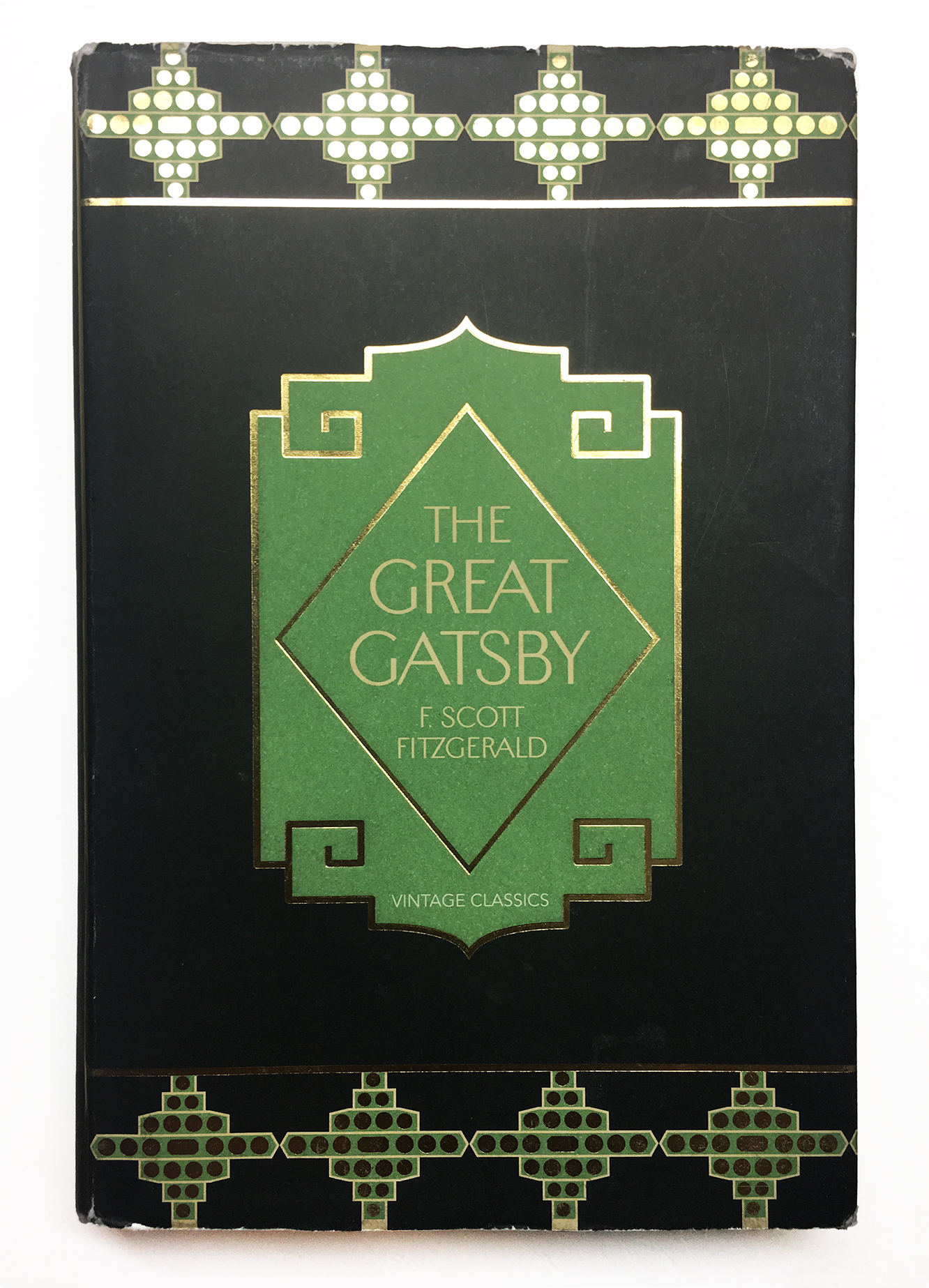 Erasure: The Great Gatsby