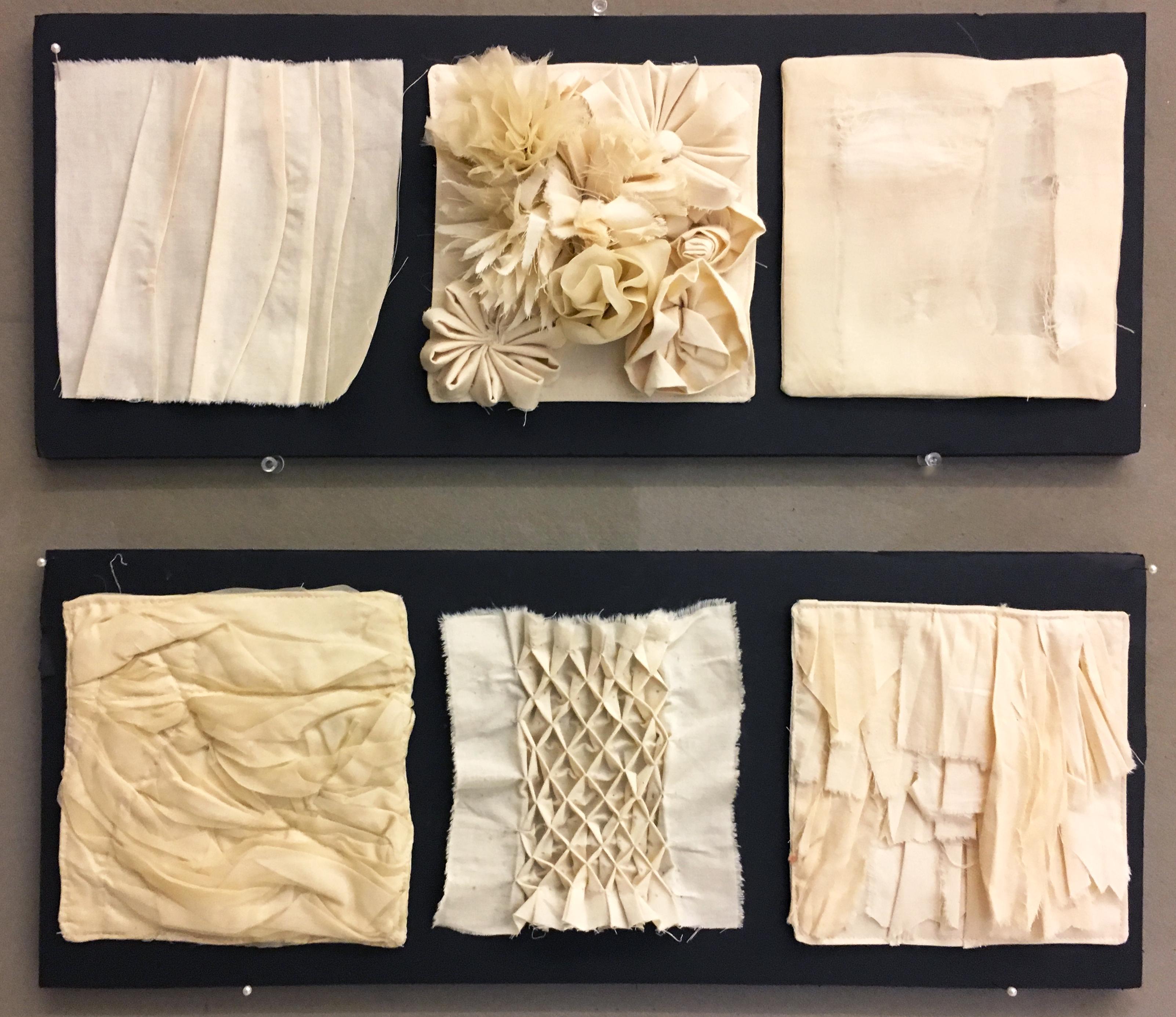 Fabric Manipulations: Beauty Analysis