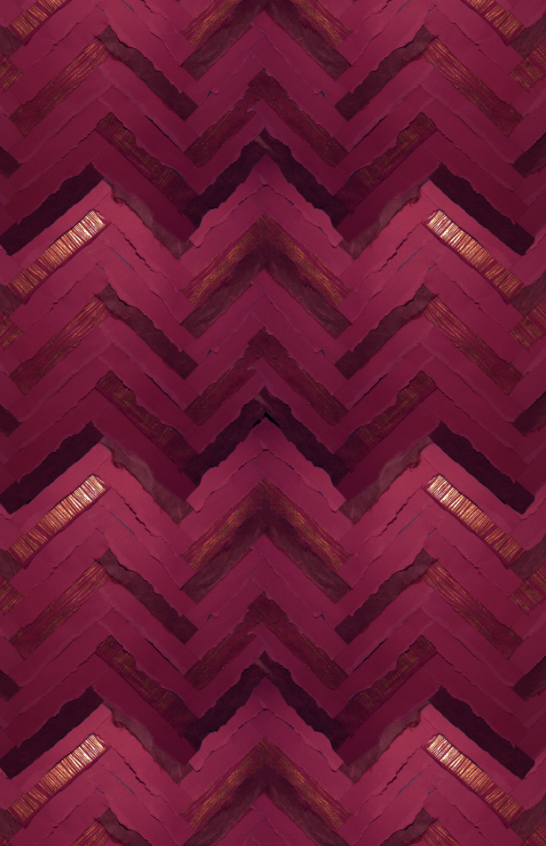 Textile Design – Paper Herringbone