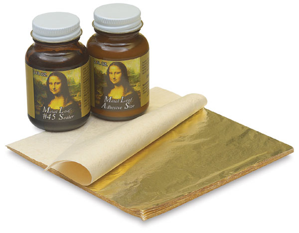 gold leaf kit (gilding)