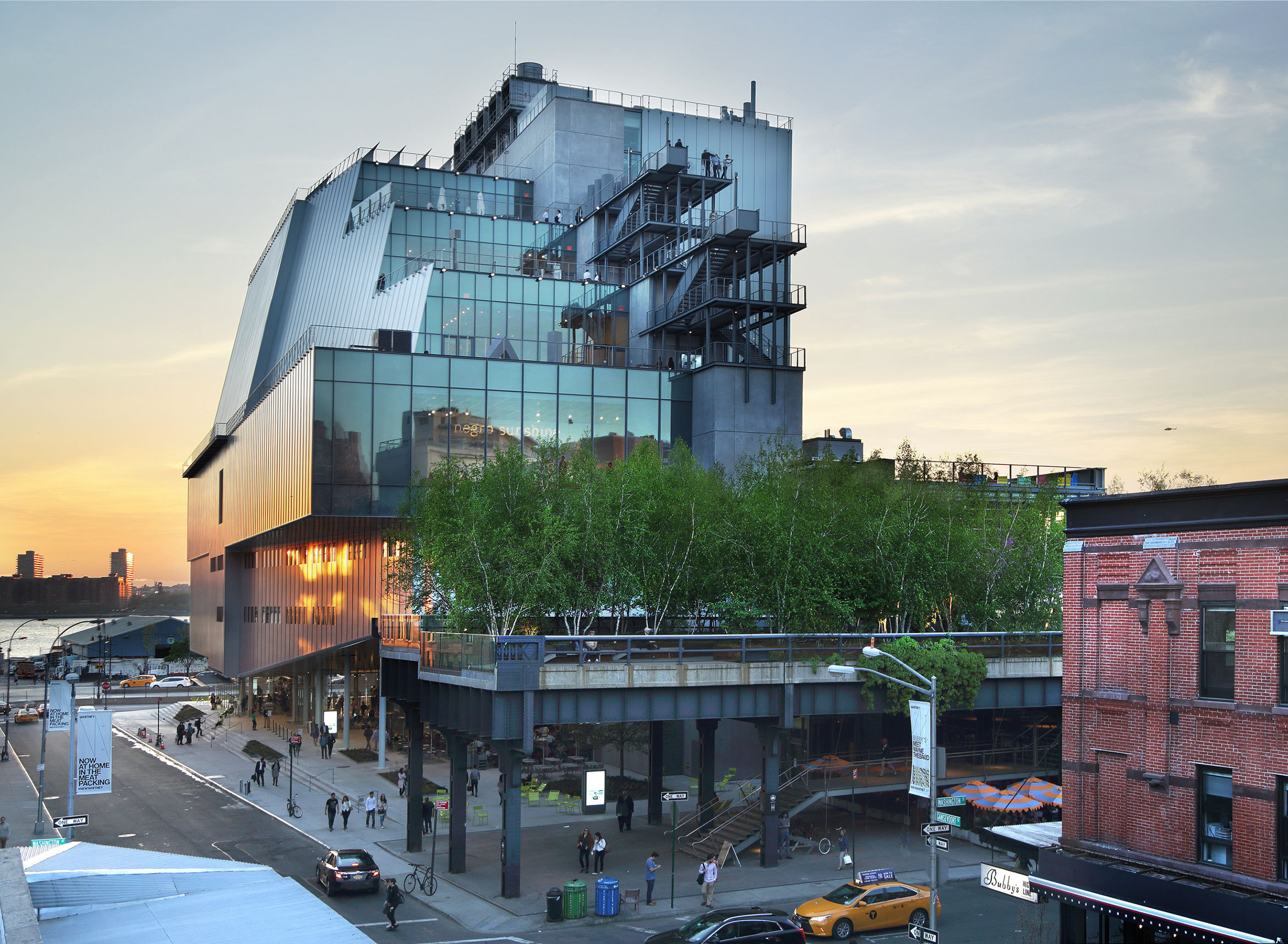 The Whitney Museum of Art – class outing