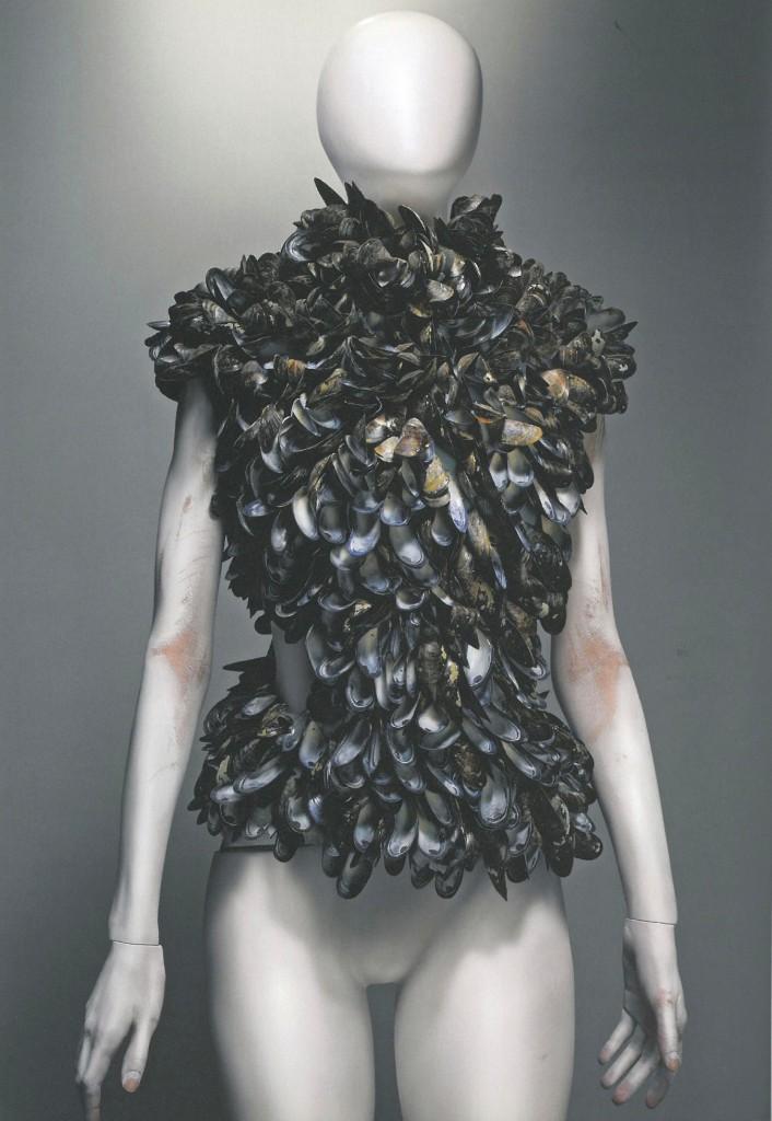 Bodice, VOSS, spring/summer 2001 Mussell Shells