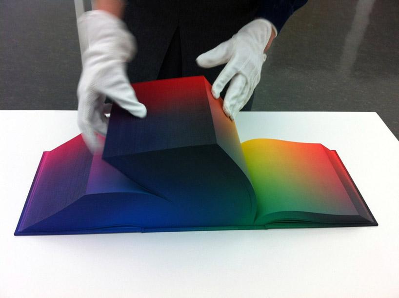 RGB Book – Tauba Auerbach