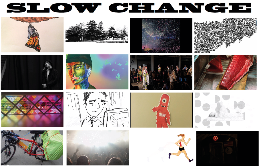 Slow Change Collection