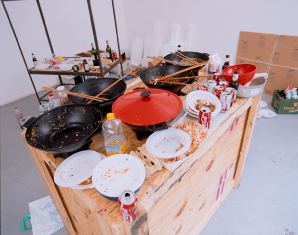 Rirkrit Tiravanija: Cooking Up an Art Experience