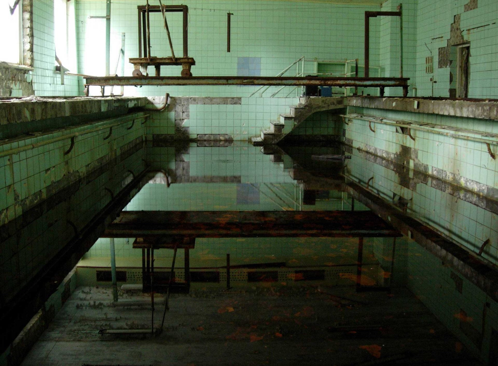 Jacob Kirkegaard – 4 rooms: Gymnasium