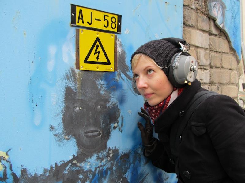 Christina Kubisch – Electrical Walks