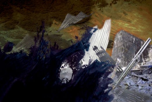 Helen Thorington — 9-11 scapes