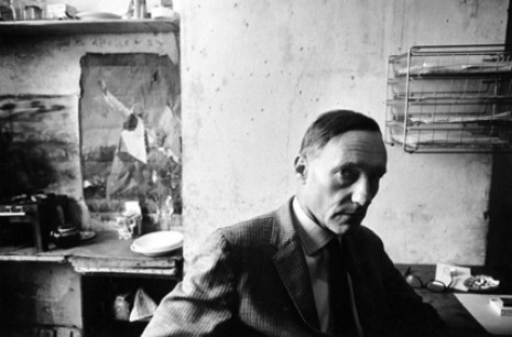 """William Burroughs, """"The Silver Smoke of Dreams"""""""