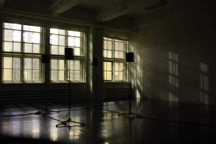 Pressure Sequence – Dance and Sound – Stijn Demeulenaere