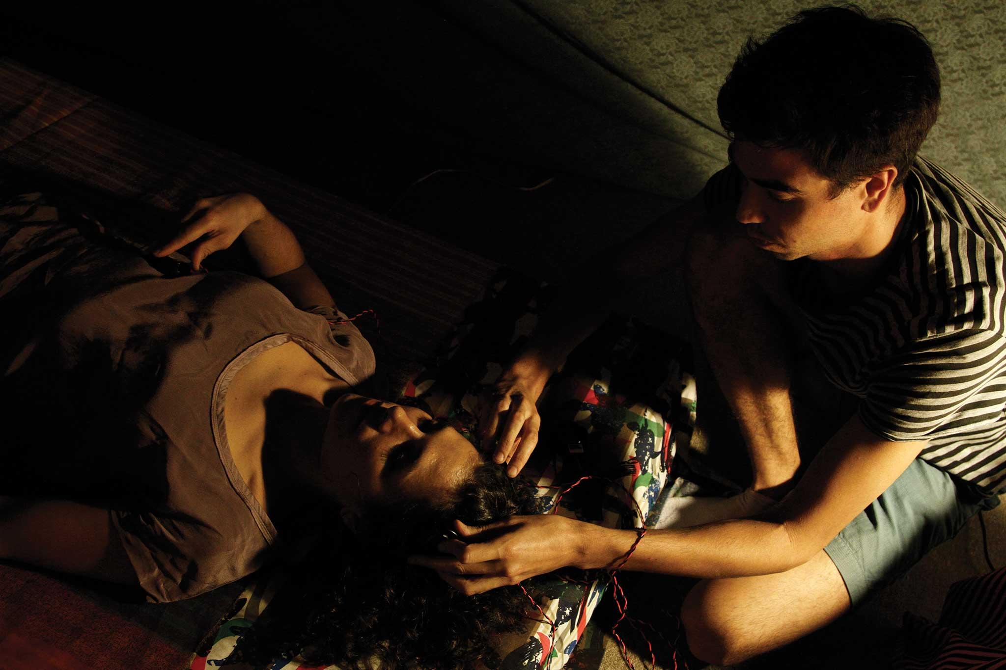 Sergei Tcherepnin's Music for One – Massage Performance