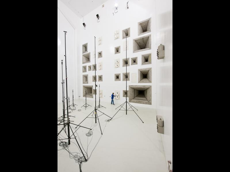 NASA – Reverberant Acoustic Test Facility