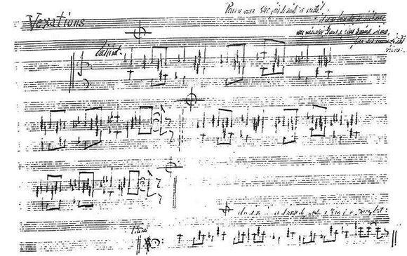 Furniture Music – Erik Satie