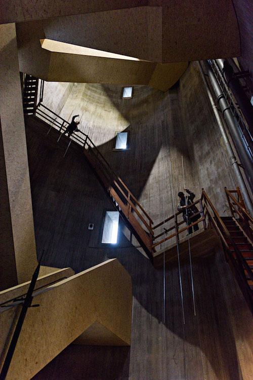 Vertical Studies – Espen Sommer Eide and Signe Lidén
