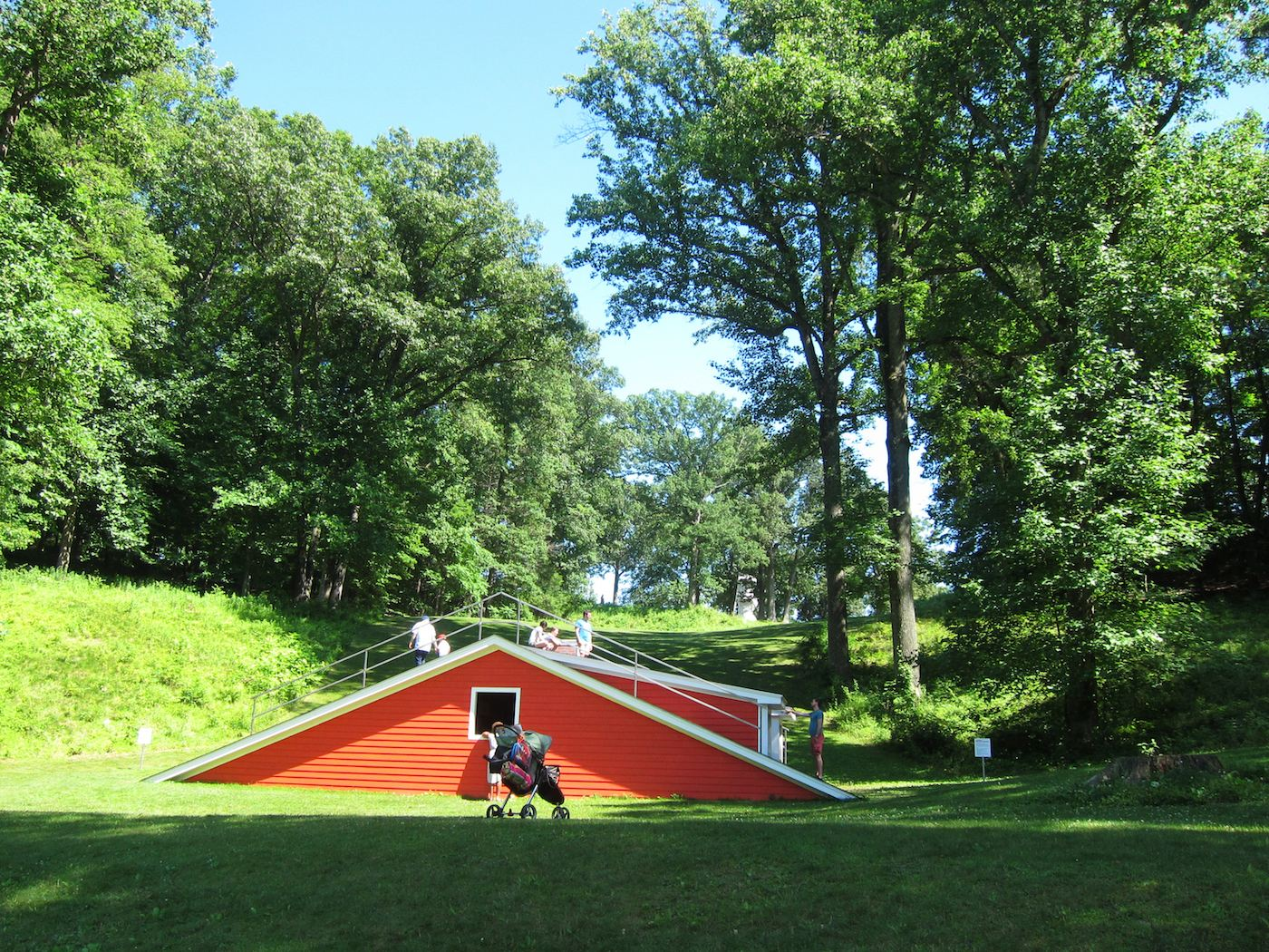 Heather Hart – a Half-Buried Roof Shelters Oral Histories