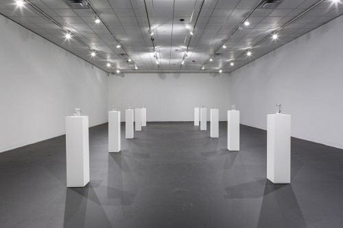 Audible Spaces: Exhibition explores physicality of sound