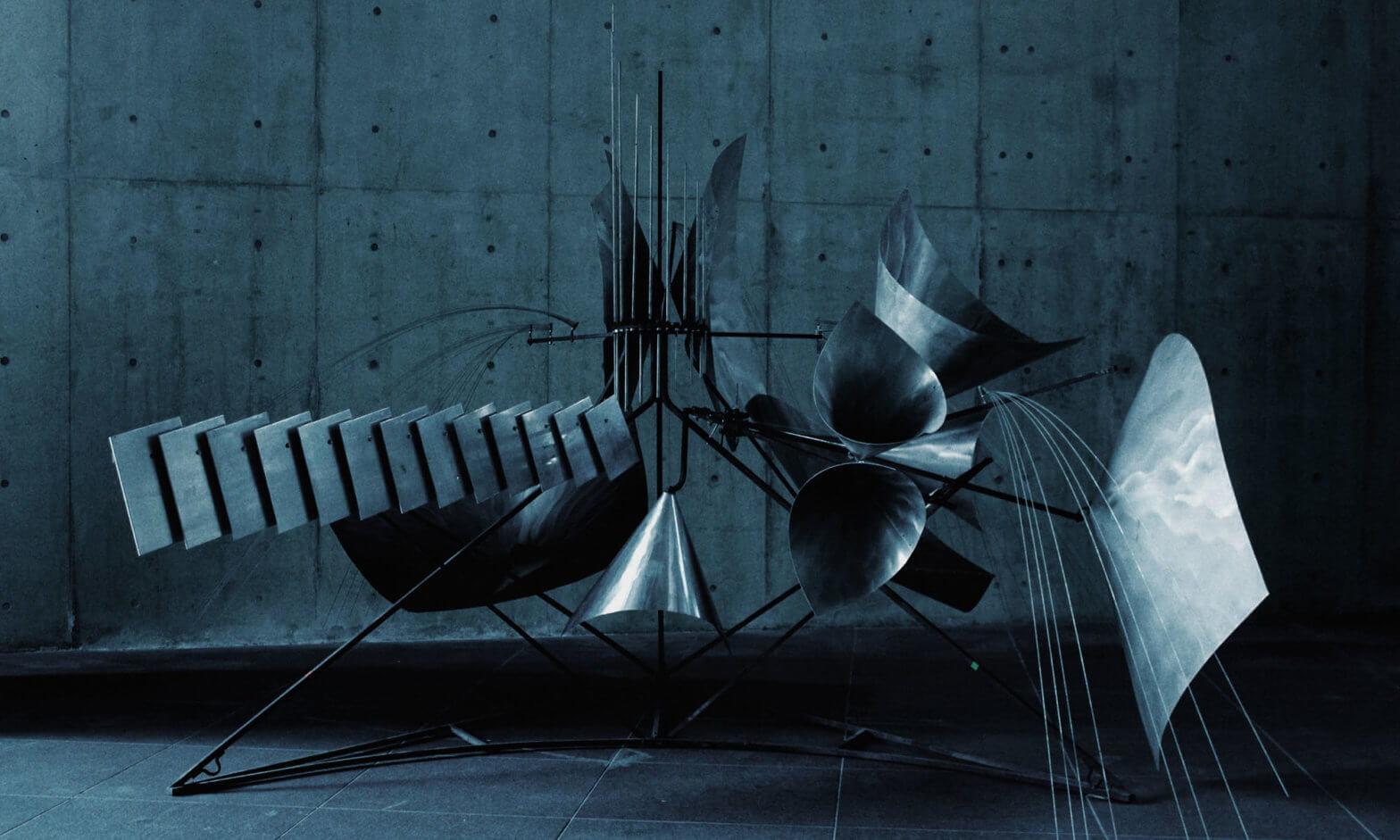Soundwalk Collective – Oscillation