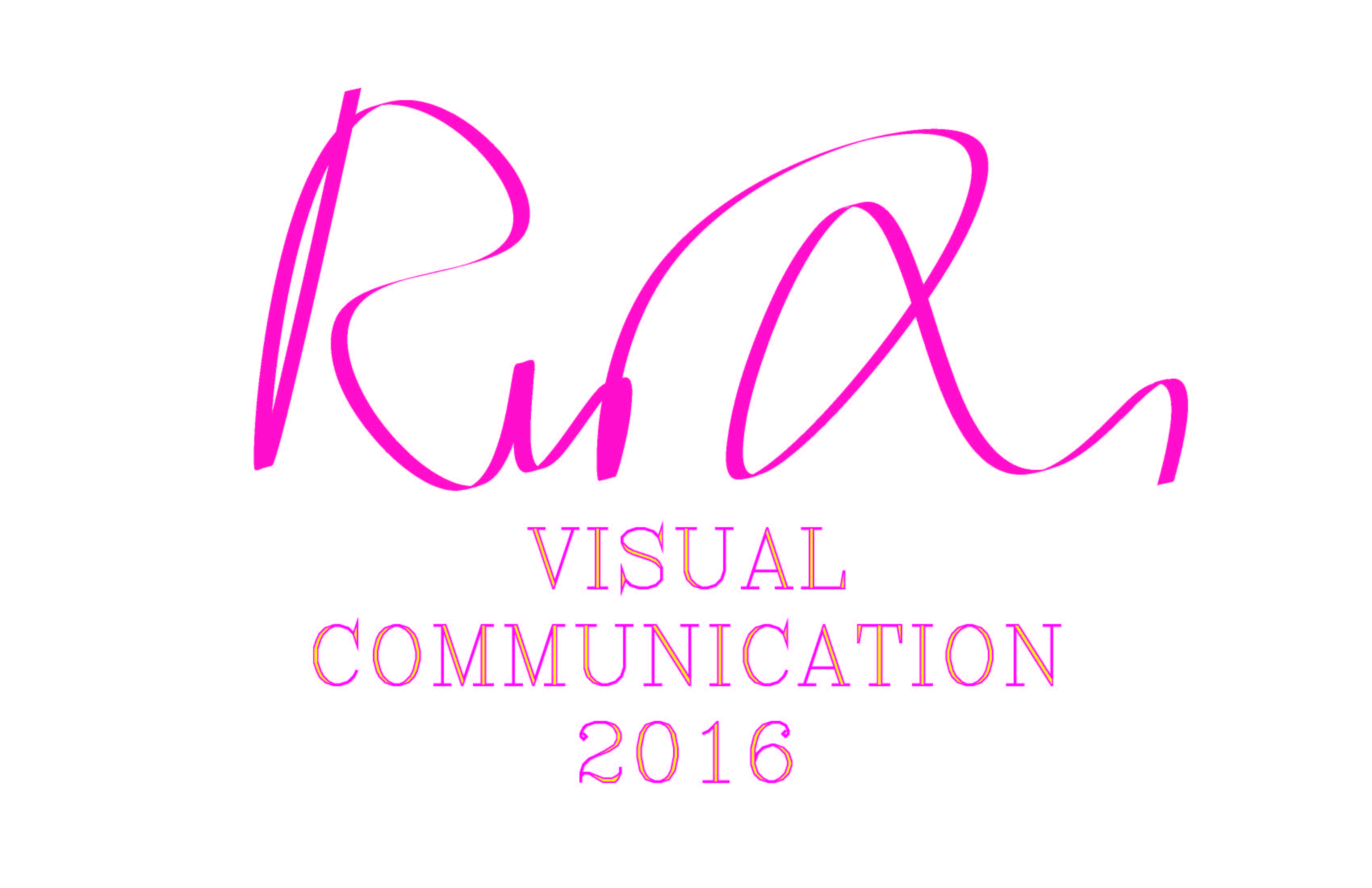 Visual Communication 1 Compilation