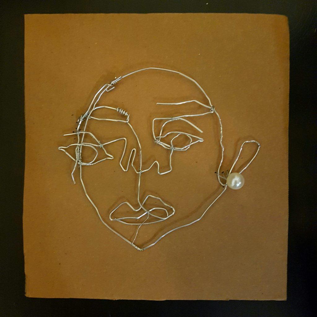Wire Portrait