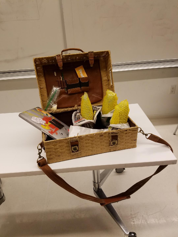 Int. Studio Bridge 3: The Suitcase (Cornstar)