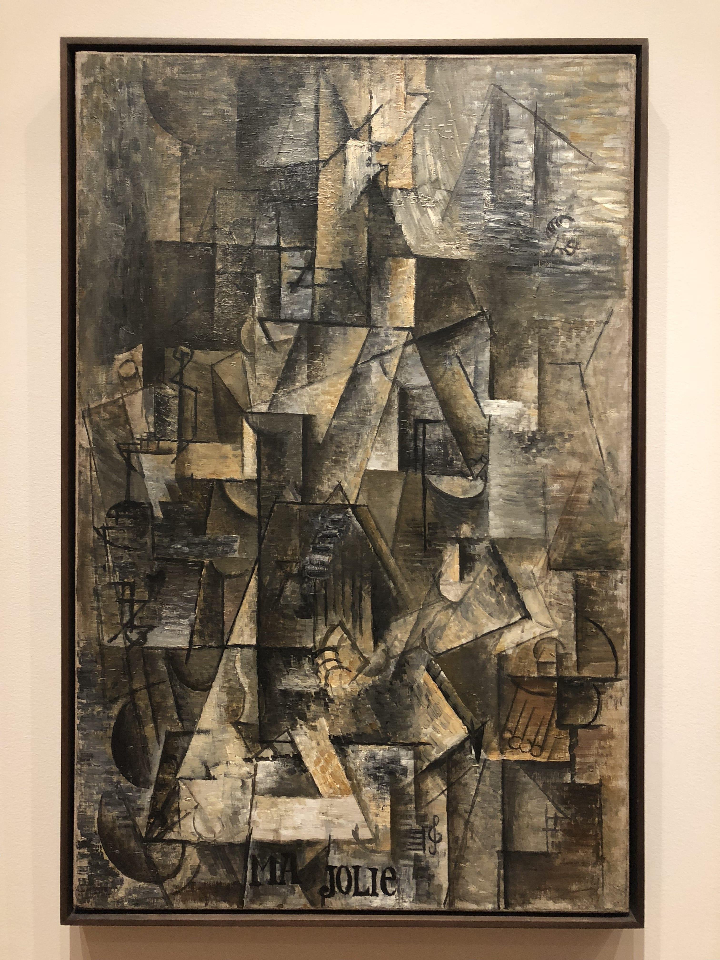 MoMA Observation