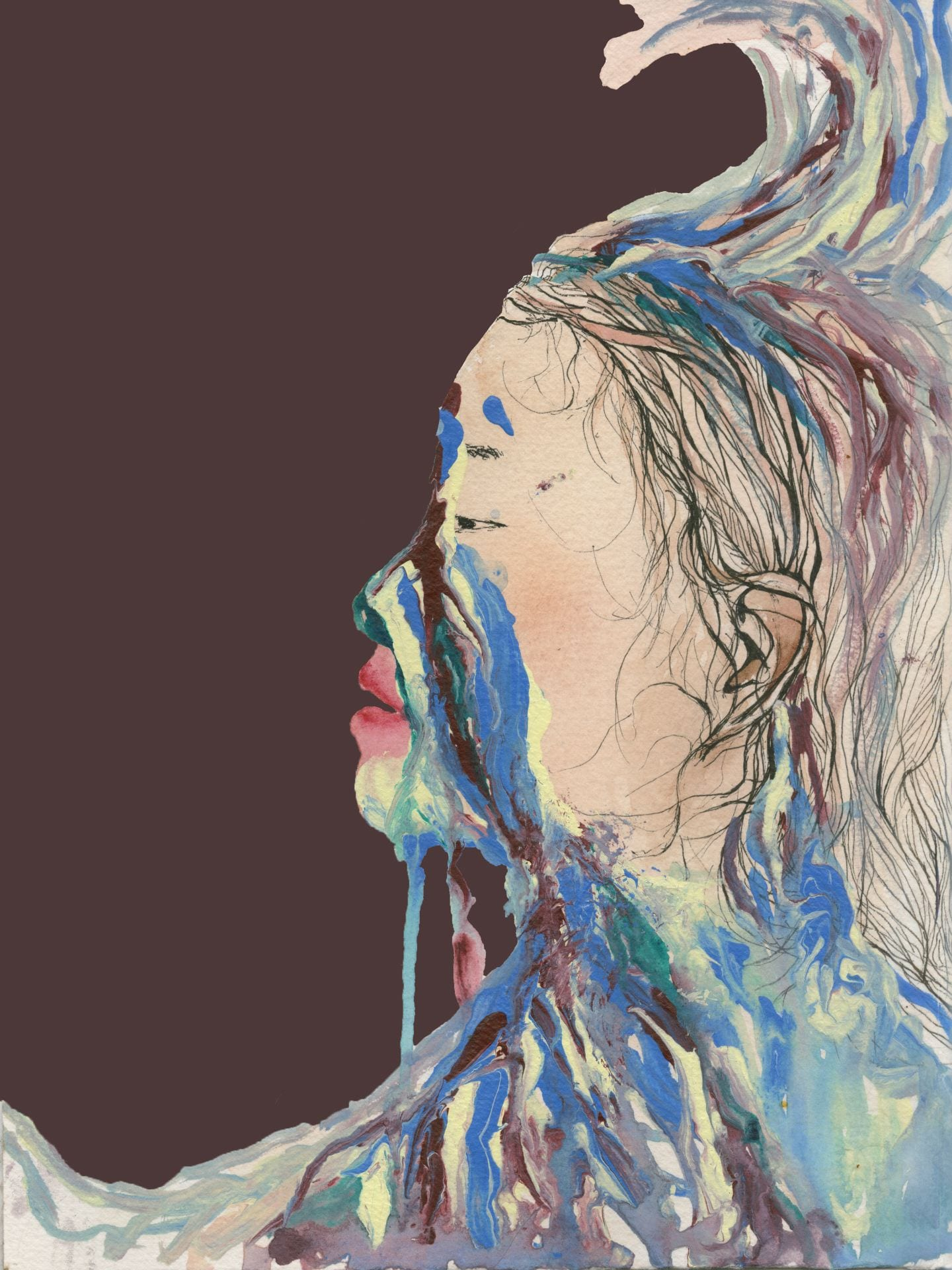 Drawing/Imaging – Week 11: Narrative Self Portrait