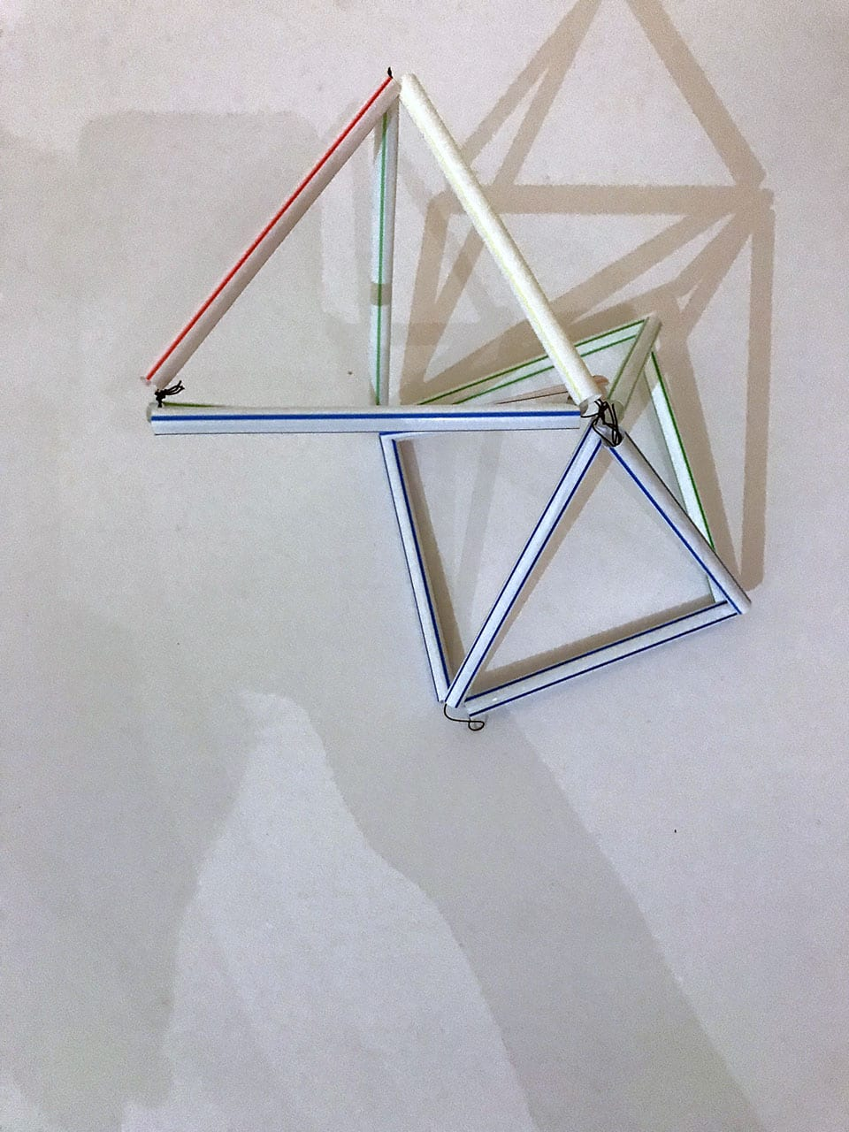 ASSIGNMENT #6 Straws Polyhedrons