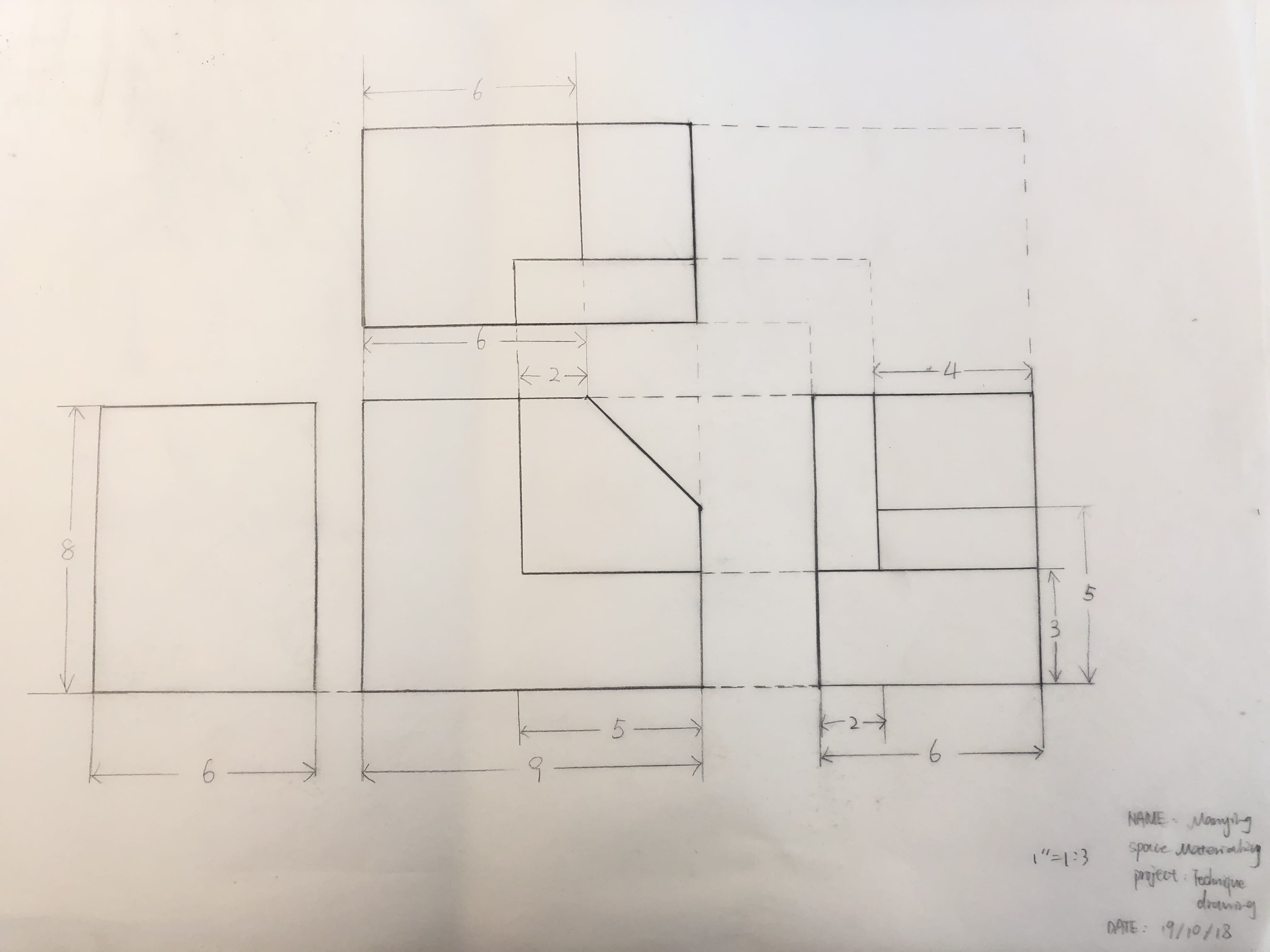 Assignment#11 Technical Drawing
