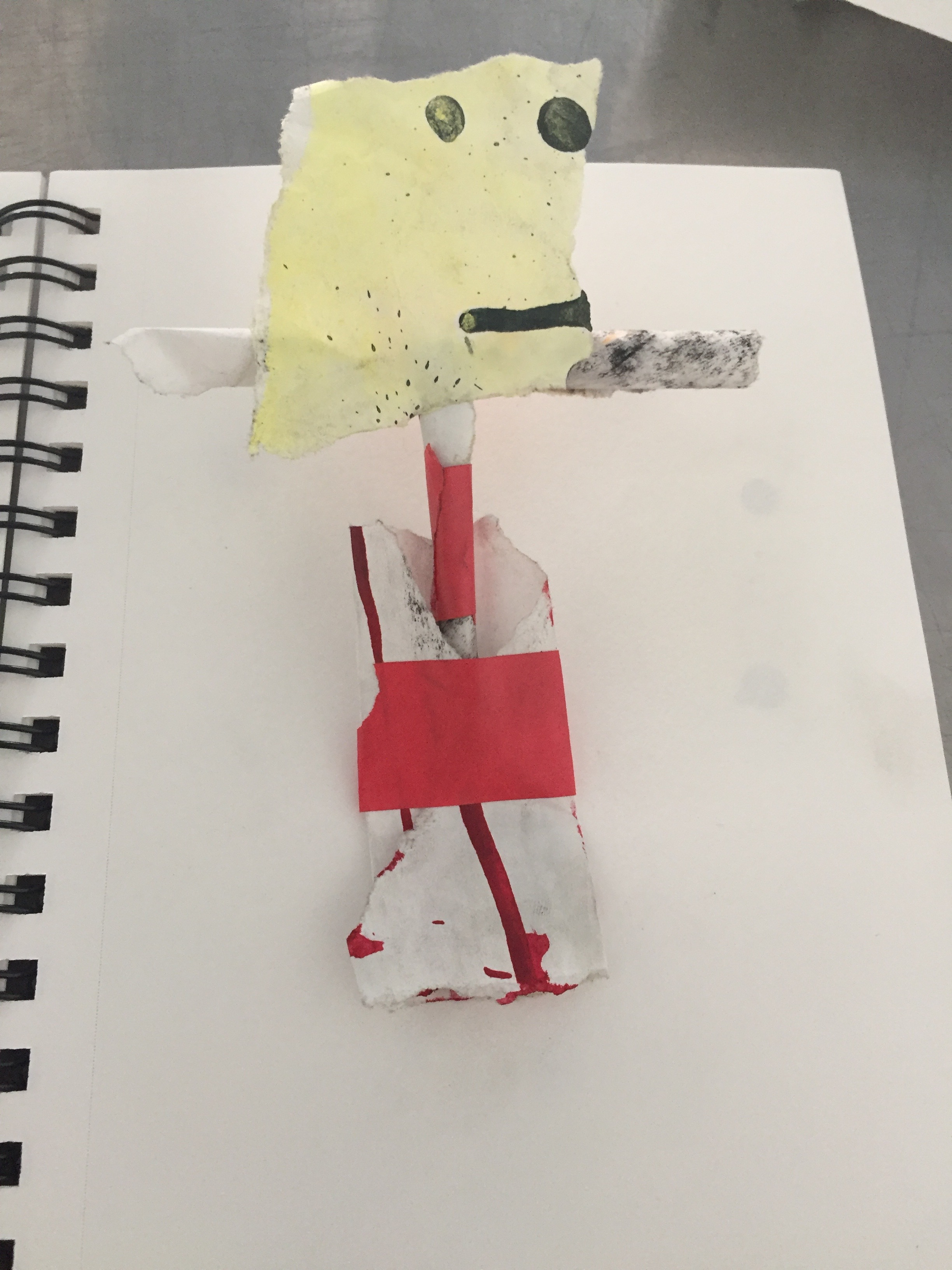 Integrative Studio: +Plectic Recollection Collages