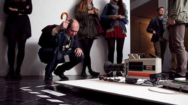 International Media Art Exhibition: SAVE AS. Latvia