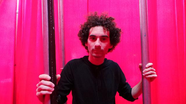 Julien Dorra: Programming in Museum?