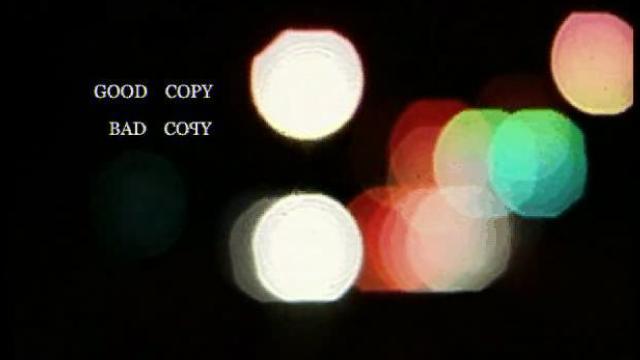 AMTheory #3: Good Copy Bad Copy