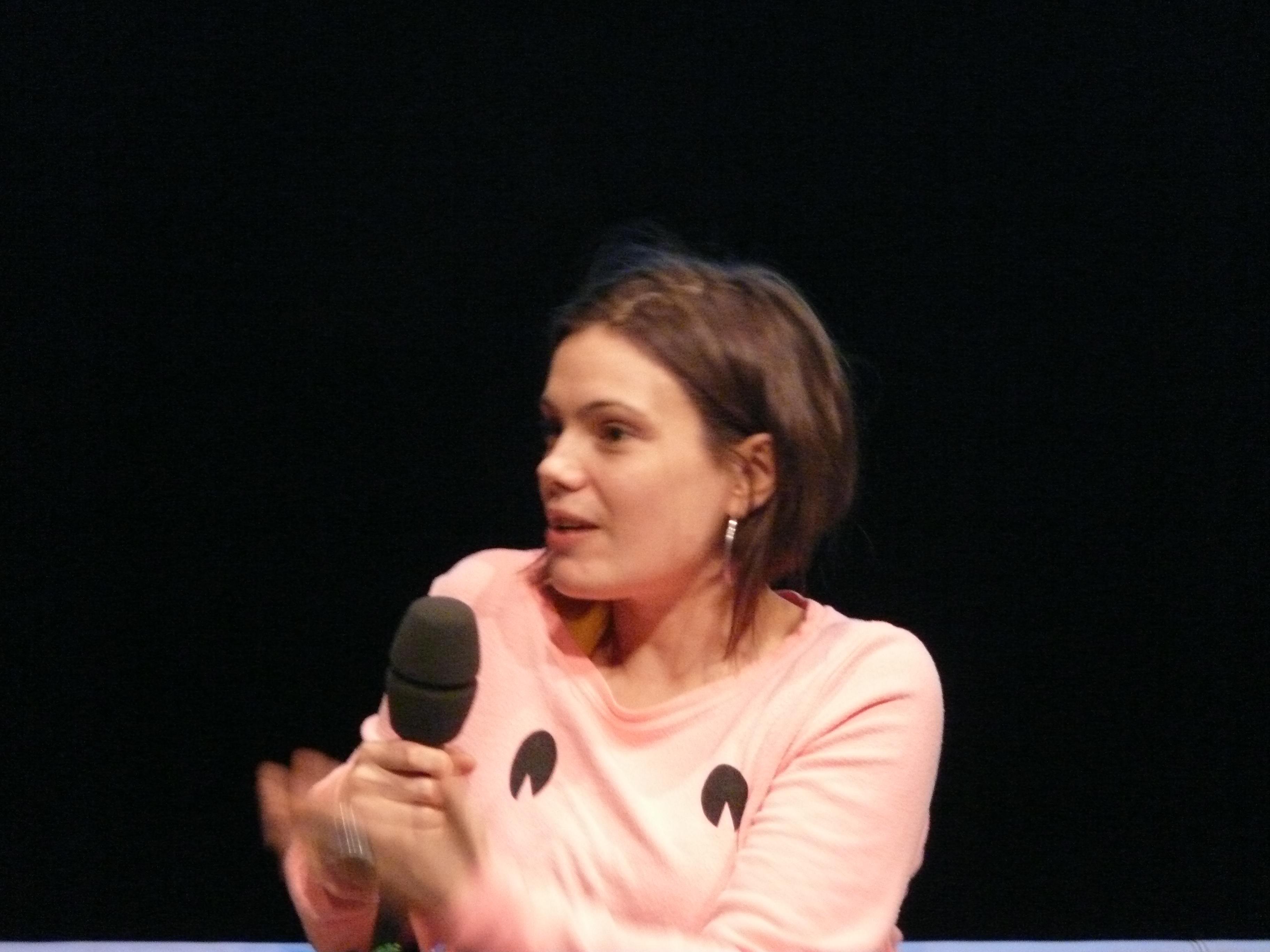 AMT Rendez-vous #5: Régine Debatty + Addie Wagenknecht