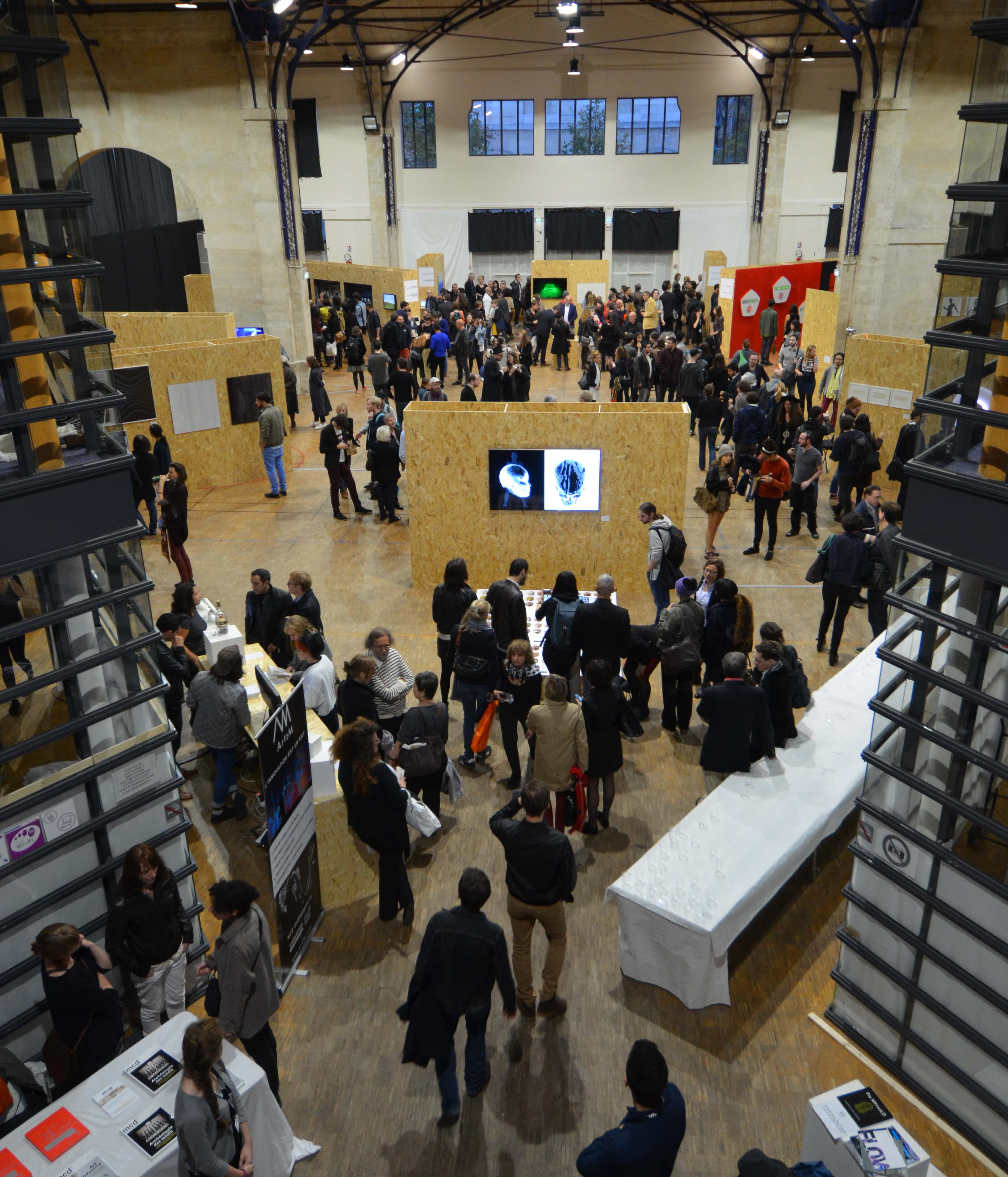 Show Off 2014 – The Digital Art Fair. France