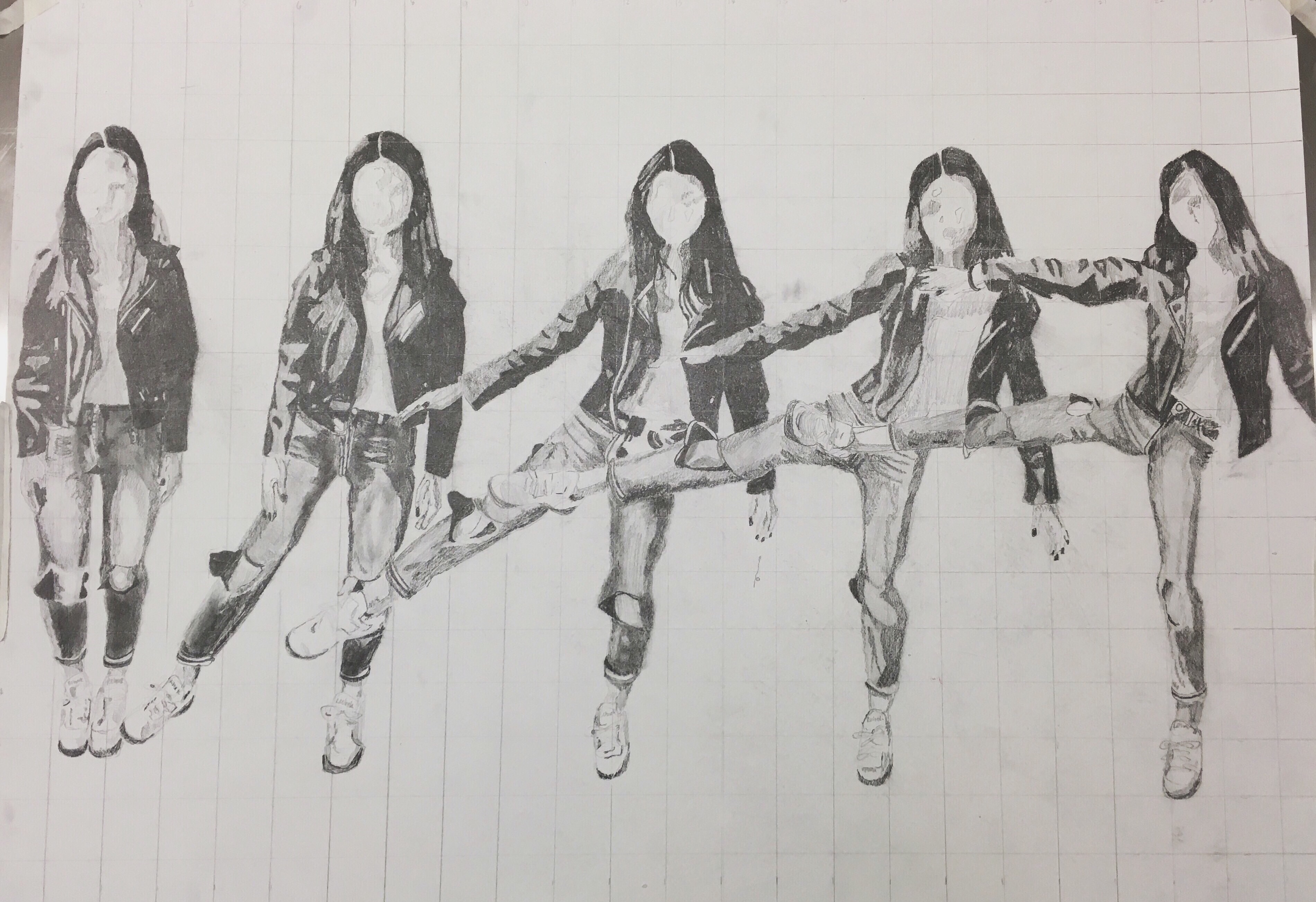 Sequential Drawing
