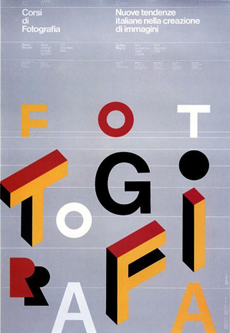 Typefaces: 1960-1970