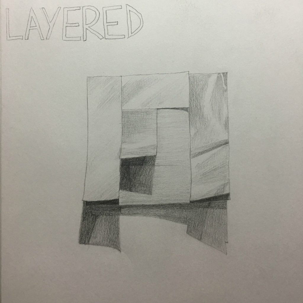 Layered, Modular, and Pliable Drawings