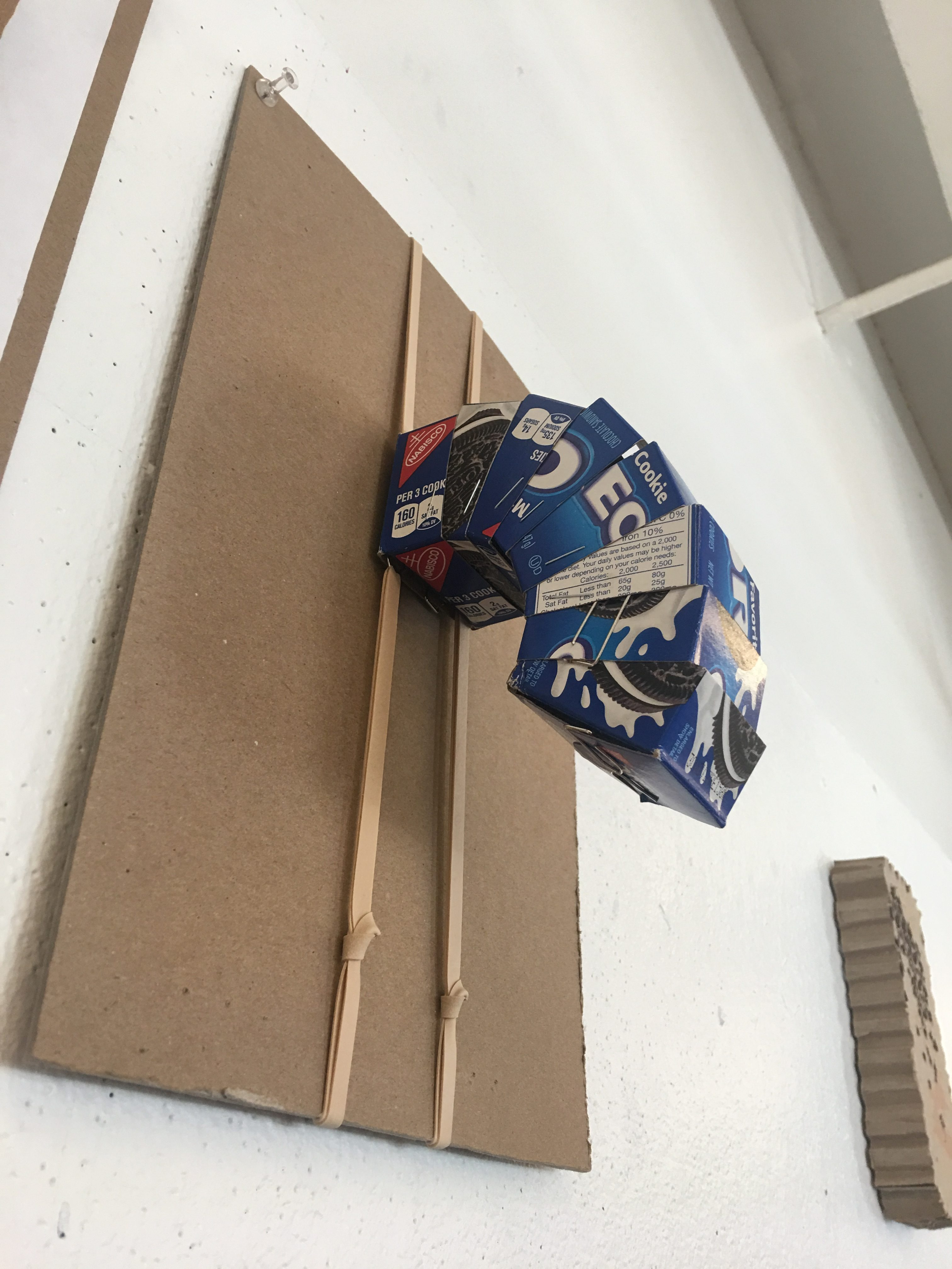 Material Study: Paper & Cardboard